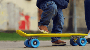 Is your child asking for a skateboard?