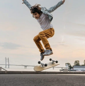Why kids' skateboards? What is the difference?