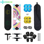 girls skateboard