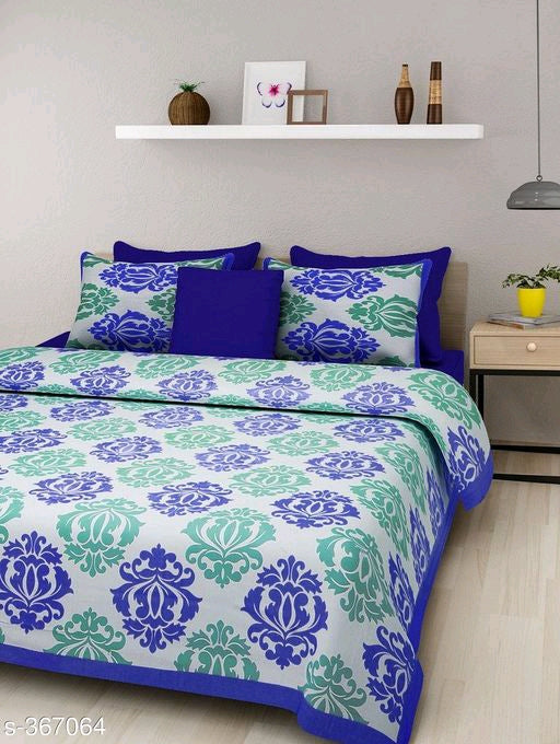 Jaipuri Wall Decors & Double Bedsheet