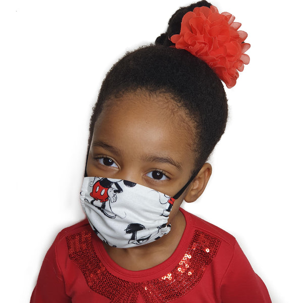 Mickey Mouse KIDS Face Mask