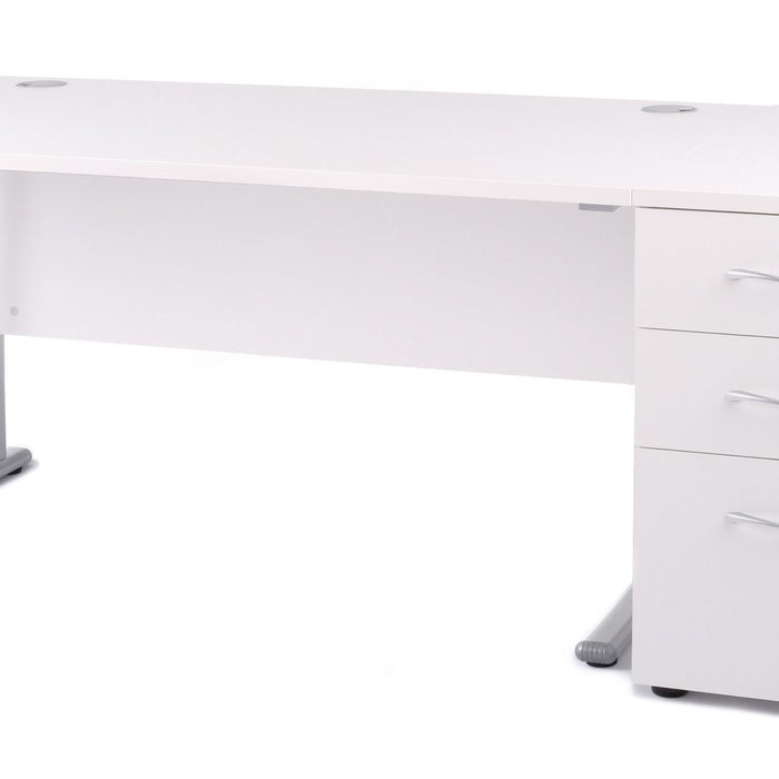 Five Tips to Choosing White Office Furniture