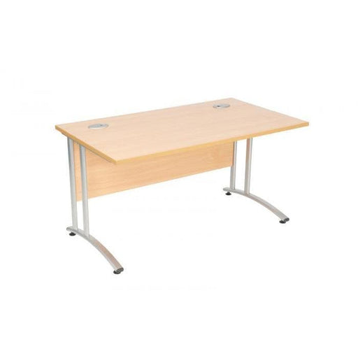 rectangular endurance office desk