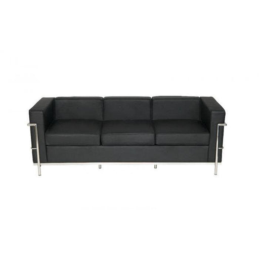 three seater reception sofa