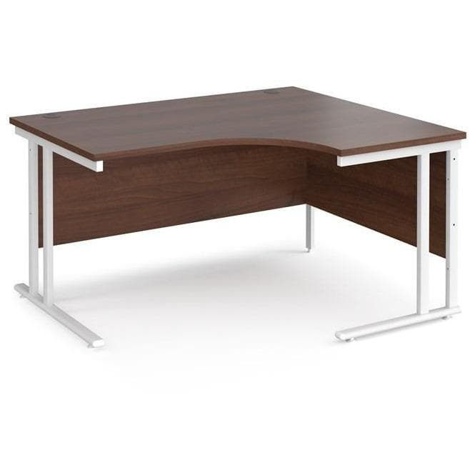 Right hand office desk