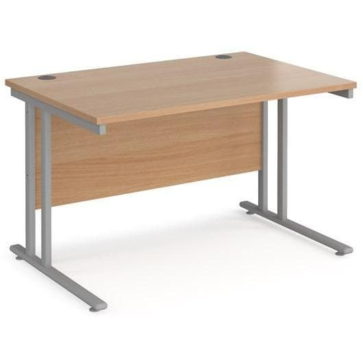 office desks with pedestals