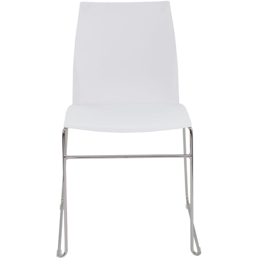 Adapt skid plastic chair