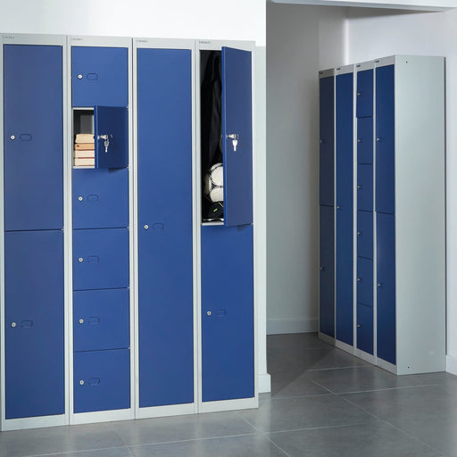 office lockers - office storage