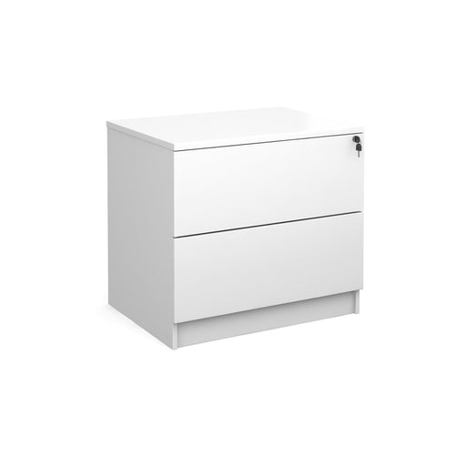two drawer office drawers