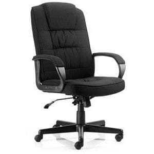 executive fabric office chair