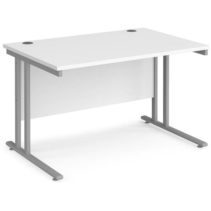 office straight desk