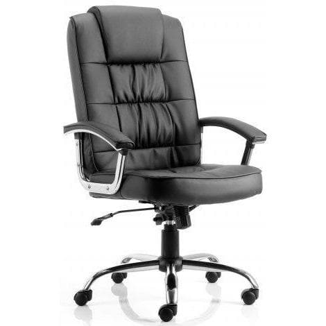 deluxe executive office chair