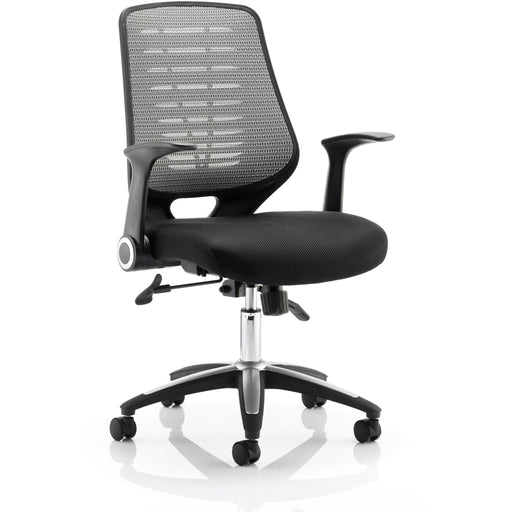 relay air mesh office chair
