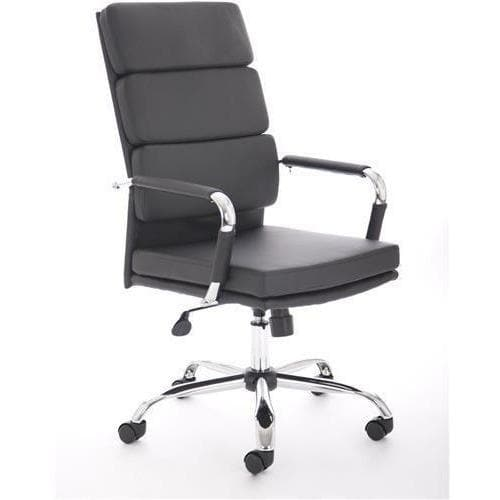 bonded leather offic echair
