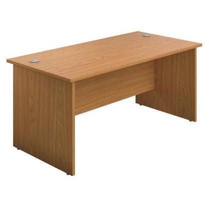 slim rectangle desk
