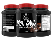 PREMIUM WHEY PROTEIN - CHOCOLATE - IRON GANG NUTRITION