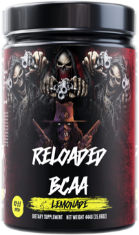 BCAA - RELOADED - LEMONADE - IRON GANG NUTRITION