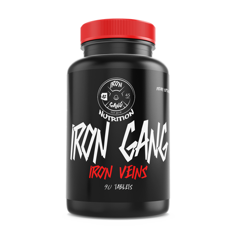 IRON VEINS - N.O. Product - IRON GANG NUTRITION