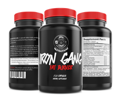 FAT BURNER - IRON GANG NUTRITION