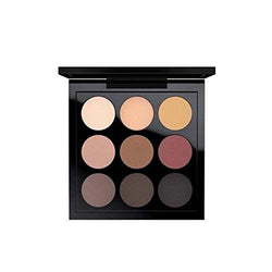 Eyes On MAC Semi-Sweet x 9 Eyeshadow Palette Semi-Sweet Times Nine - Epivend