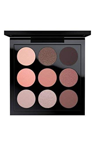 MAC EYESHADOW PALETTE # DUSTY ROSE TIMES NINE - Epivend