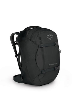 Osprey Packs Porter 46 Travel Backpack, Black - Epivend