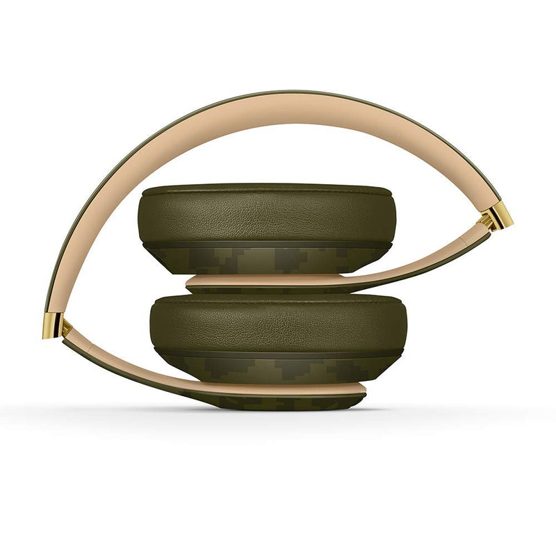 Beats Studio3 Wireless Noise Cancelling Over-Ear Headphones - Beats Camo Collection - Forest Green - Epivend
