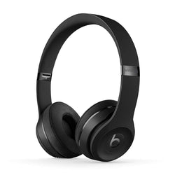 Beats Solo3 Wireless On-Ear Headphones - Apple W1 Headphone Chip, Class 1 Bluetooth, 40 Hours Of Listening Time - Black (Latest Model) - Epivend