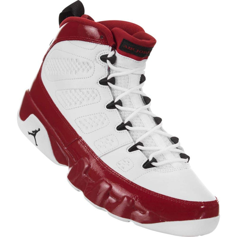 Jordan Air IX (9) Retro White/Gym Red-Black - Epivend
