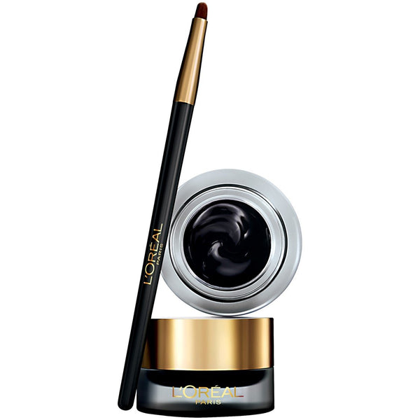 L'Oréal Paris Infallible Lacquer Eyeliner, Blackest Black (Packaging May Vary) - Epivend