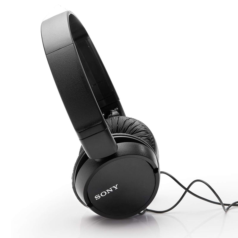 Sony MDRZX110/BLK ZX Series Stereo Headphones (Black) - Epivend