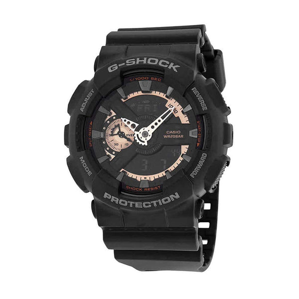 Casio Men's GA110RG-1A G-Shock Black Watch - Epivend