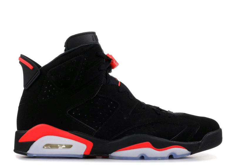 Nike Air Jordan 6 2019 Retro 384664 060 Black/Infrared (9) - Epivend
