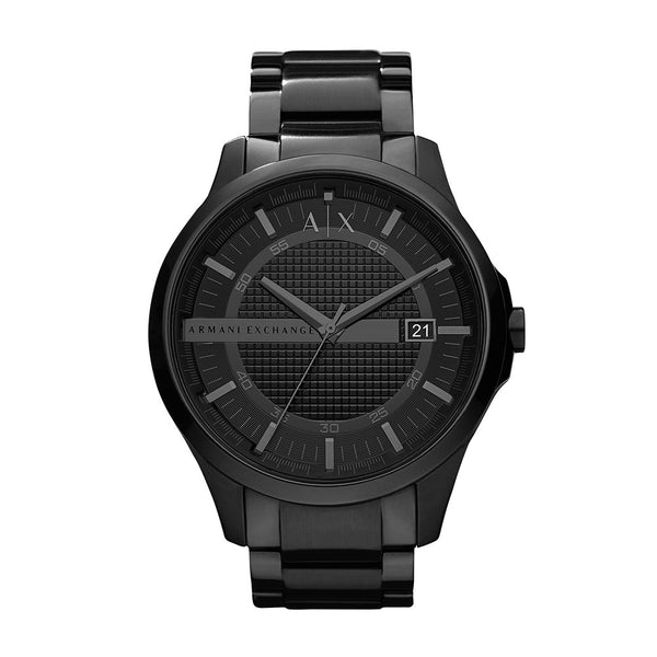 Armani Exchange Men's AX2104  Black  Watch - Epivend