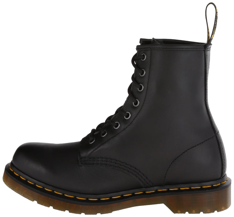 Dr. Martens Womens 1460W Originals Eight-Eye Lace-Up Boot, Black, 9 M US/7 UK - Epivend