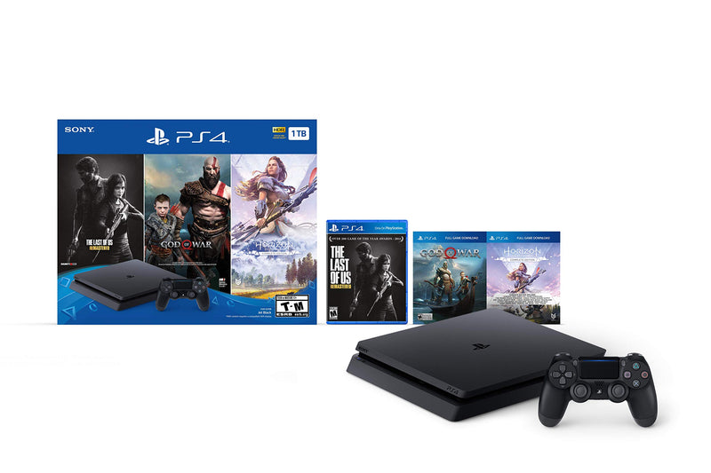 PlayStation 4 Slim 1TB Console - Only On PlayStation Bundle - Epivend