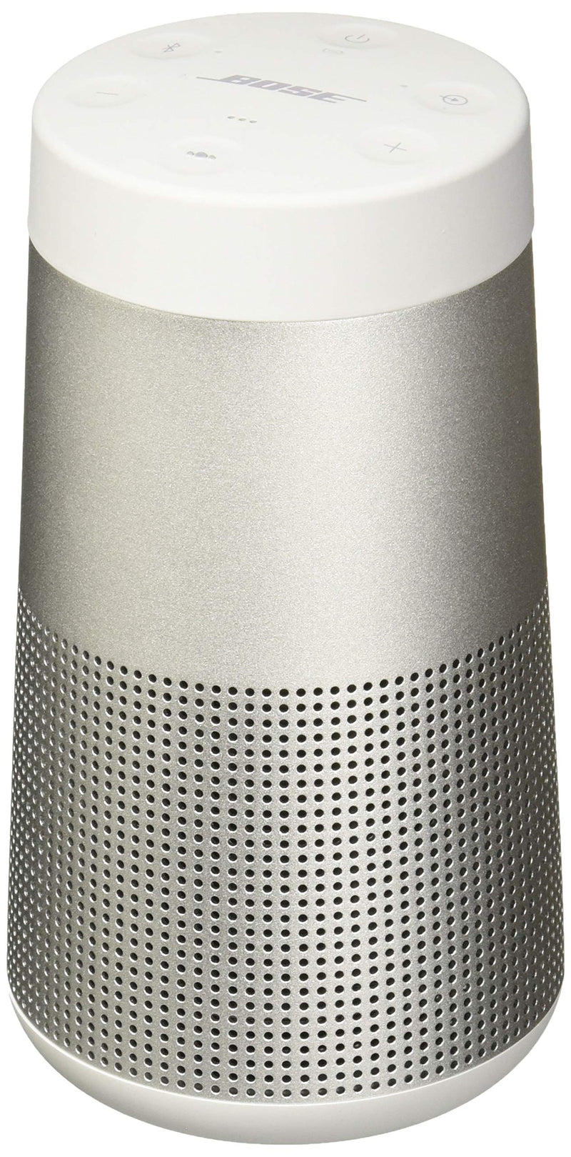 Bose SoundLink Revolve, Portable Bluetooth Speaker (with 360 Wireless Surround Sound), Lux Gray - Epivend