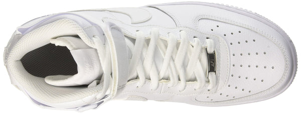 Nike Men's Air Force 1 High '07 Basketball Shoe White/White 12 - Epivend