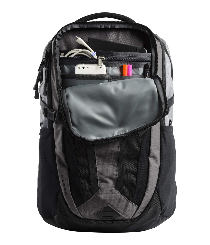 The North Face Recon Backpack, TNF Dark Grey Heather/TNF Medium Grey Heather - Epivend