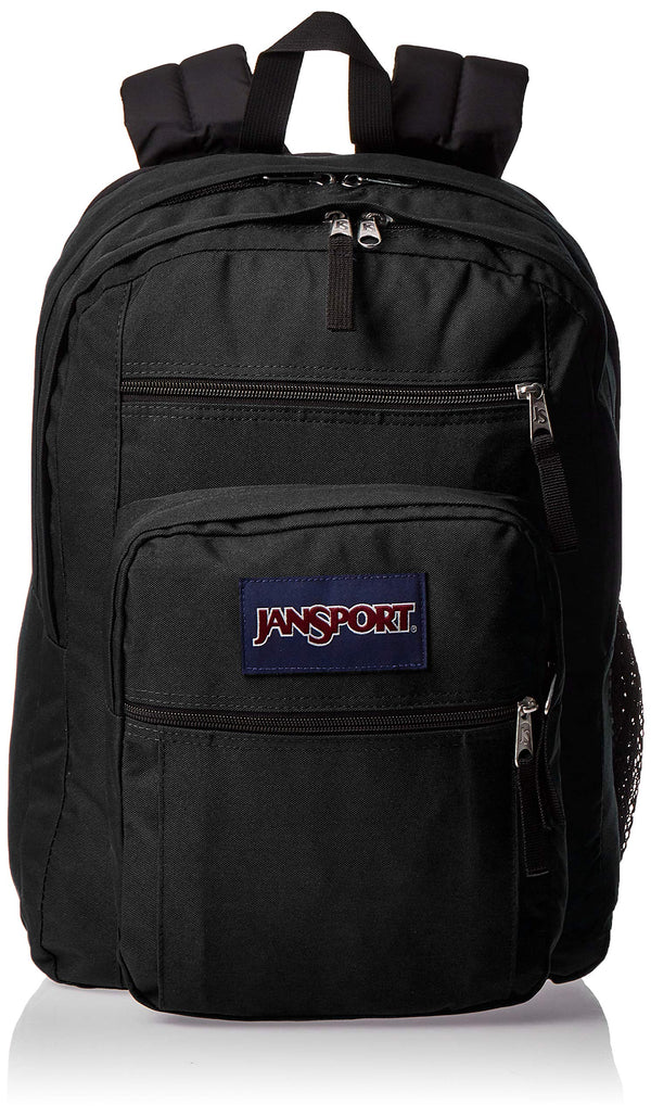Jansport Unisex-Adult Big Student, Black, One Size - Epivend