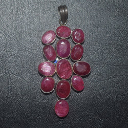 Peaceful Ruby Pendant - Epivend