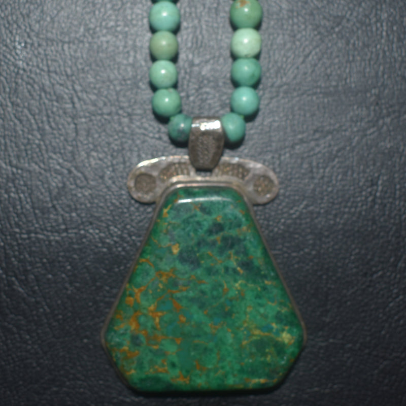 Skyler Turquoise Necklace - Epivend