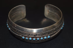 Mystery Turquoise Cuff Bracelet - Epivend