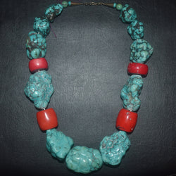 Sunburst Turquoise Necklace - Epivend