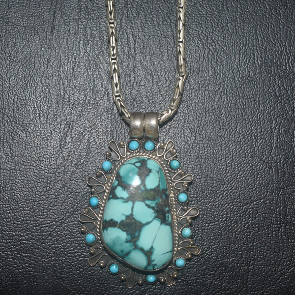 Jade Turquoise Necklace - Epivend