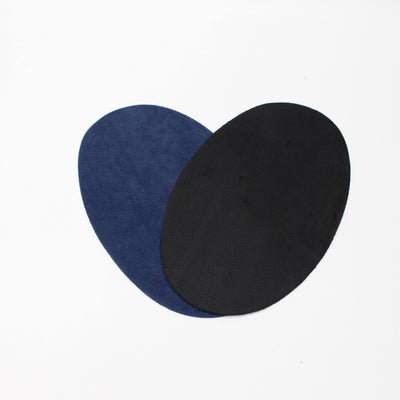 1 Pair Suede Elbow Patches - Iron-on