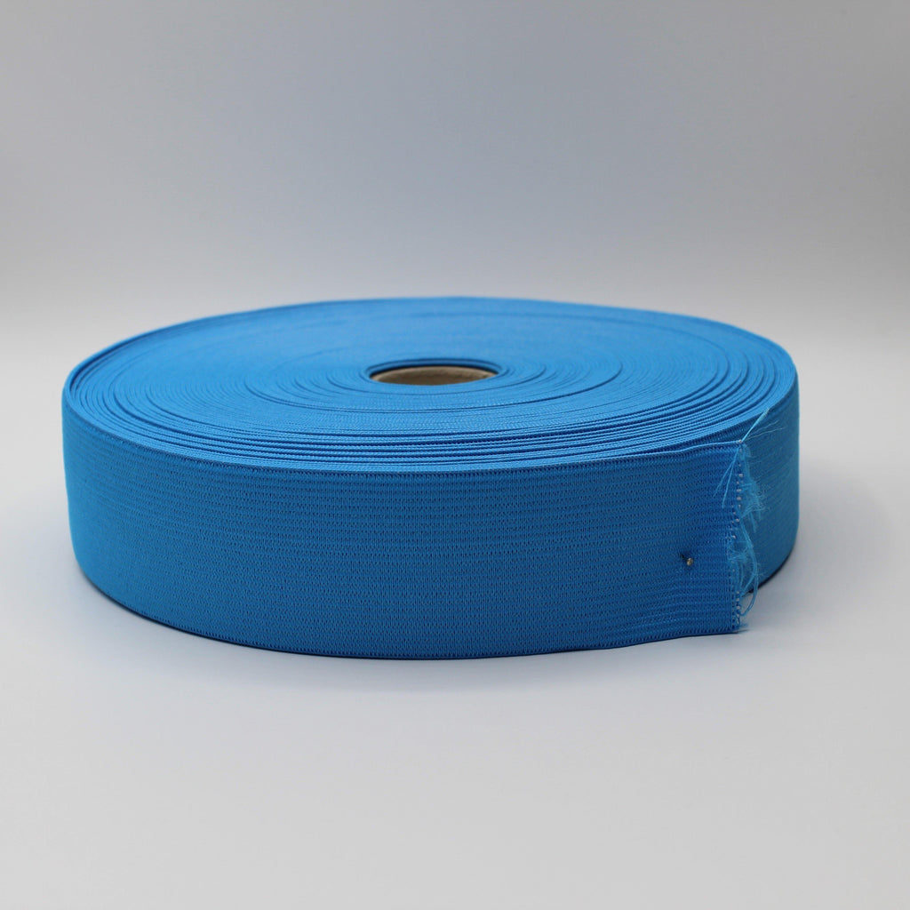 20 METERS - coloured ELASTIC 40MM