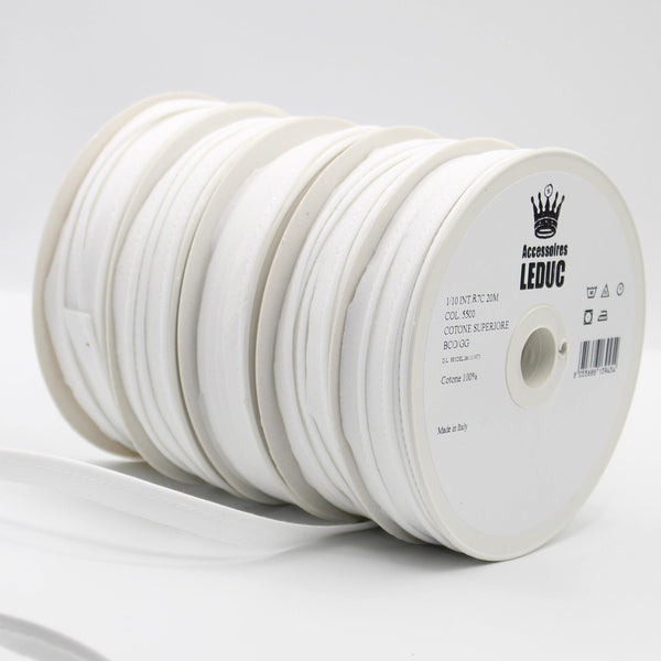 100MT - COTTON PIPING / 10mm (8+2mm)