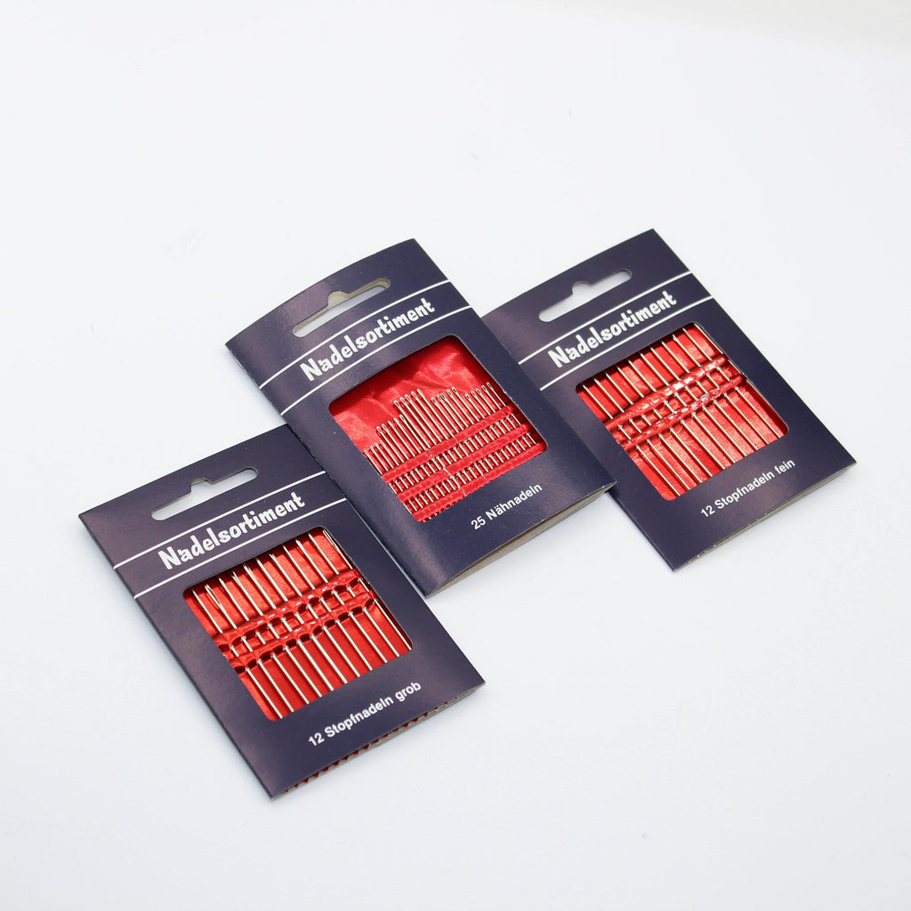 Hand Sewing NEEDLES - 49 pieces