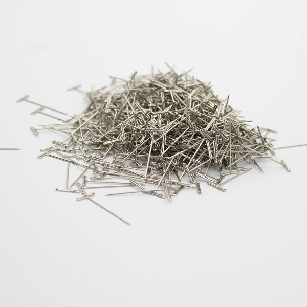 T Shape Pins 27mm - 500 pieces